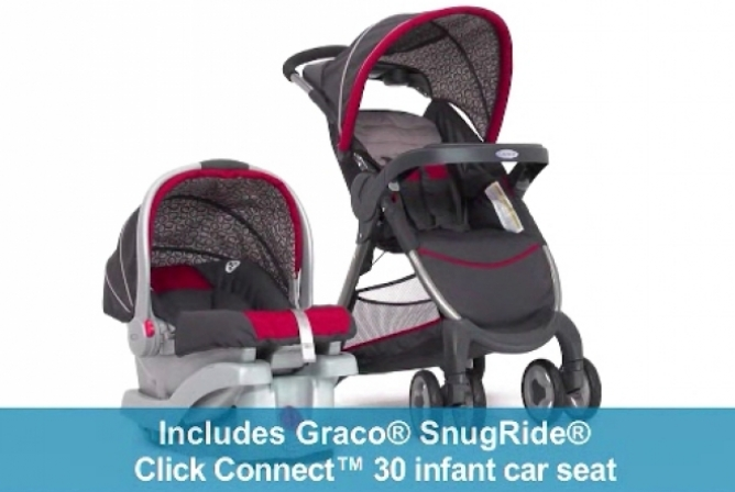 Graco Fastaction Car Seat Base