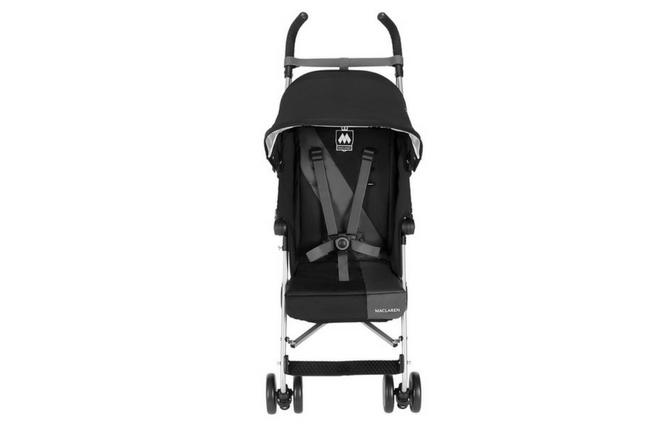 Maclaren Triumph Baby Stroller, Front Facing