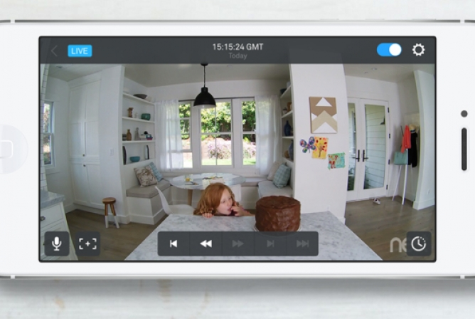 Record and replay video with the Nest Cam Baby Monitor