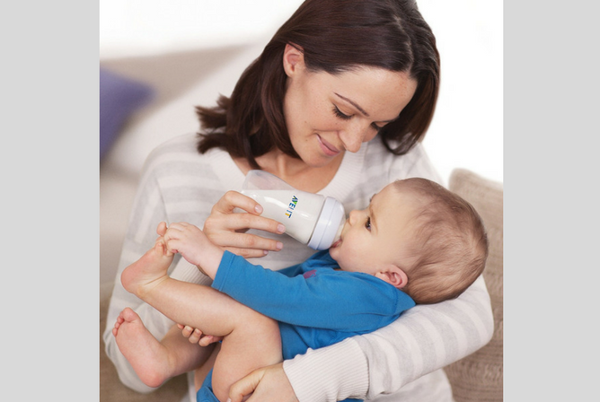 Philips Avent Natural Review in Use