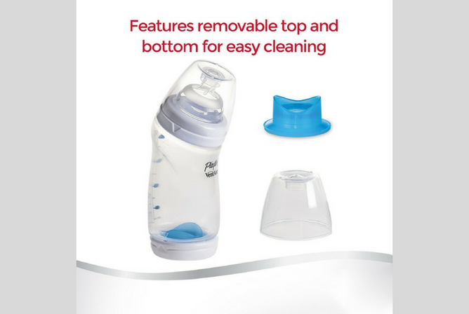 Playtex Ventaire review removable top and bottom