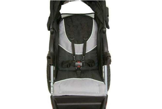 baby trend expedition review harness