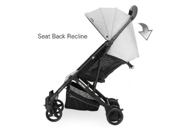 recaro easylife review side seat recline