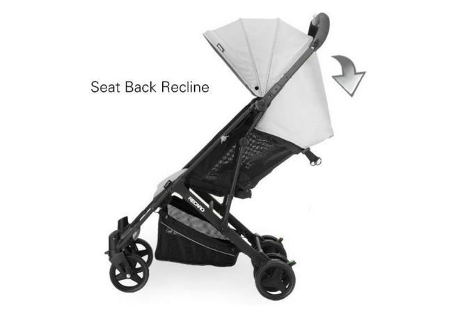 recaro easylife review side seat recline