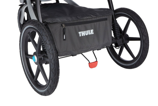 thule urban glide review basket
