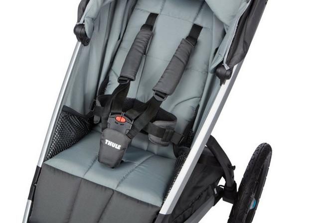 thule urban glide review harness