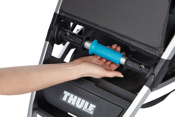 thule urban glide review mechanism