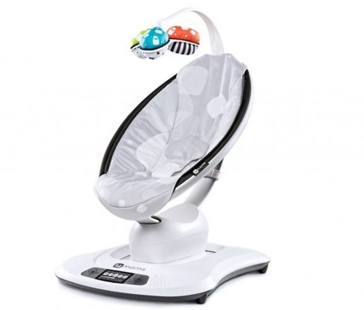 4Moms mamaRoo infant seat