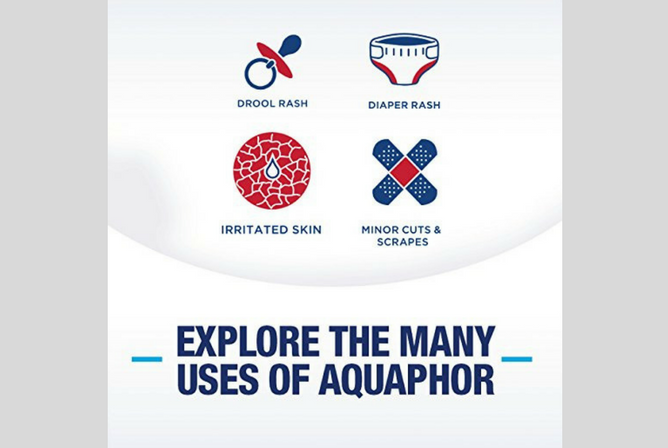 Aquaphor Baby Healing Ointment Review different uses