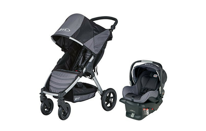 BOB Motion Travel System review set