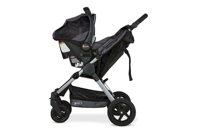 BOB Motion Travel System review side view