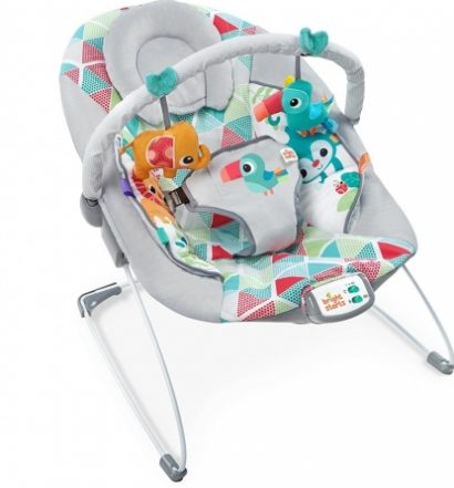 Bright Starts Toucan Tango Bouncer Review