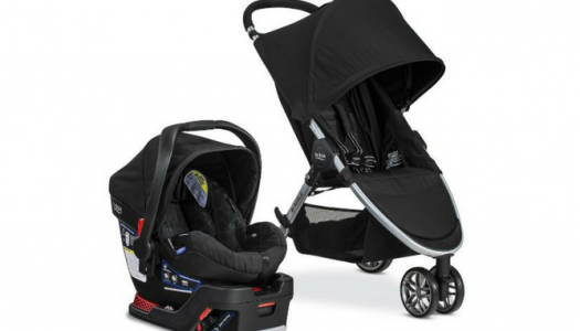 Britax B-Agile and B-Safe 35 Travel System Review