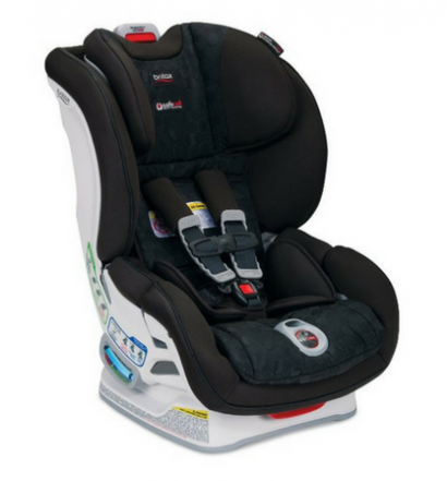 Britax Boulevard ClickTight review Full View
