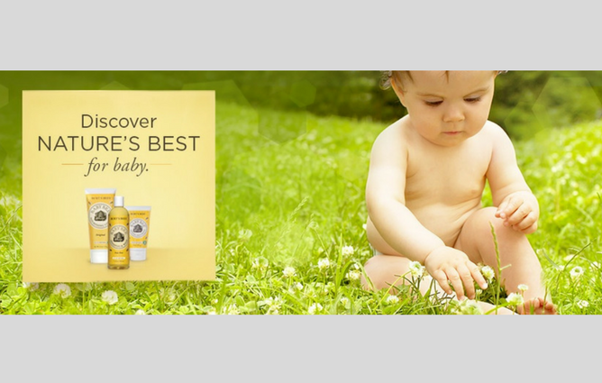 Burt's Bees Diaper Ointment review Baby