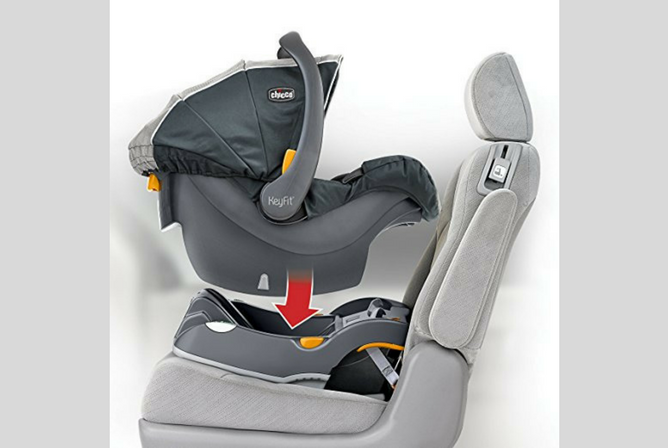 Chicco Cortina Travel System review car seat
