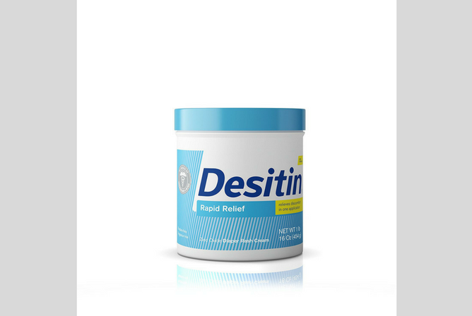 Desitin Diaper Rash Cream review front