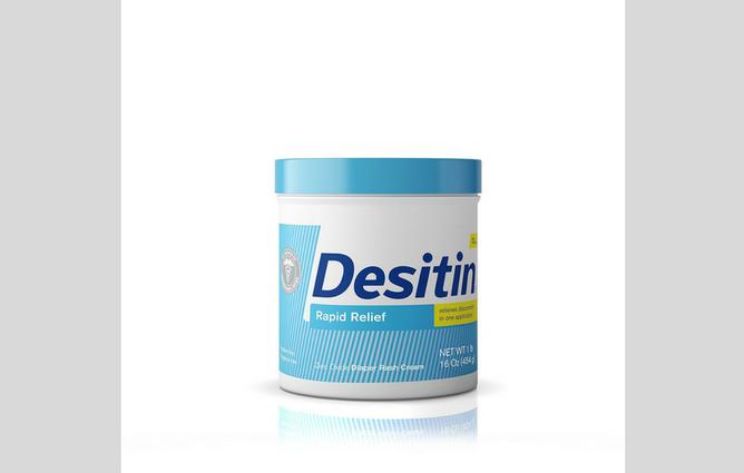 Desitin Diaper Rash Cream review front