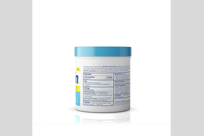 Desitin Diaper Rash Cream review ingredients