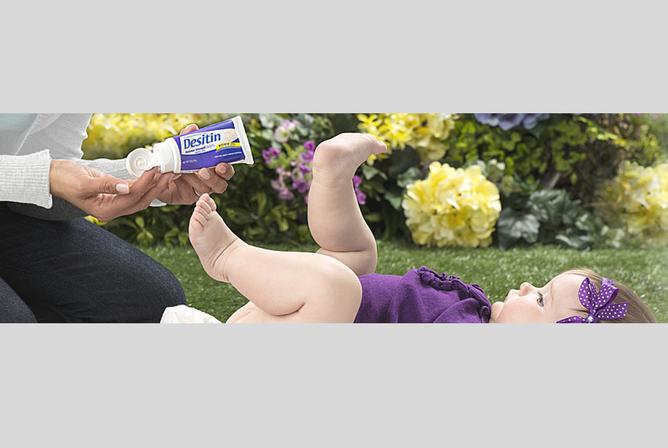 Desitin Diaper Rash Cream review mom & baby
