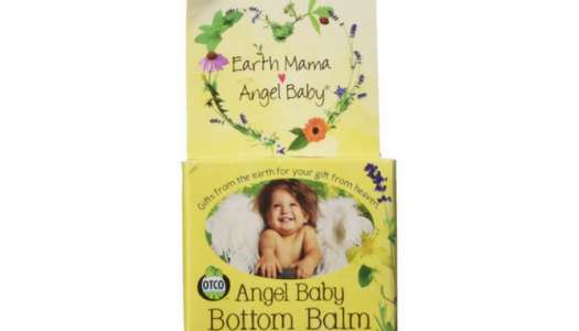 Earth Mama Baby Bottom Balm Review