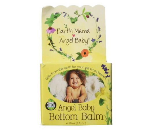 Earth Mama Baby Bottom Balm review front facing