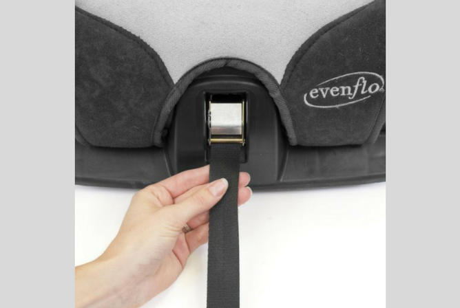 Evenflo Tribute LX review Pull Strap