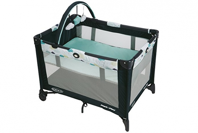 Graco Pack N' Play On The Go Playard Review