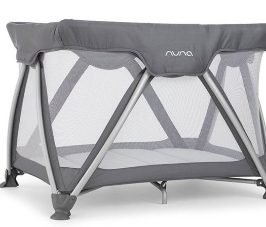 Nuna Sena Travel Crib Review