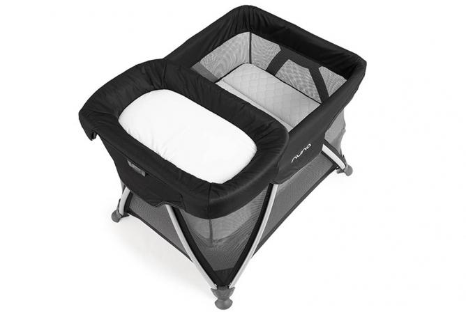 Nuna Sena Travel Crib Changing Table