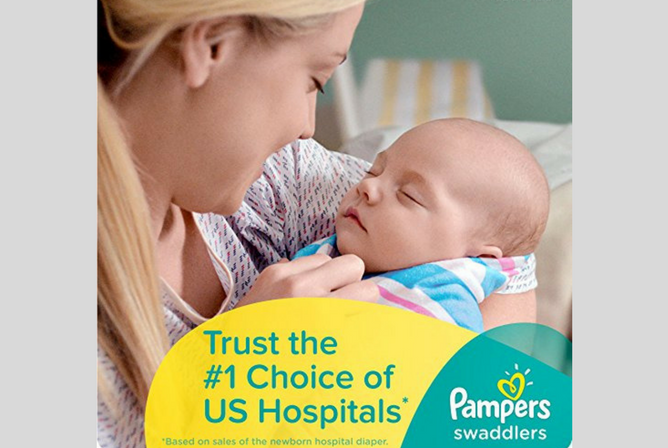 Pampers Swaddlers review Recommended by Doctors