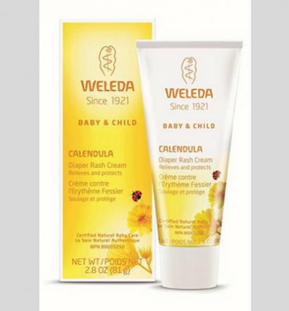 Weleda Diaper Cream review Bottles