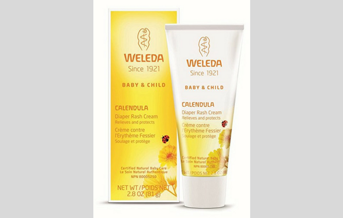 Weleda Diaper Cream review Bottles