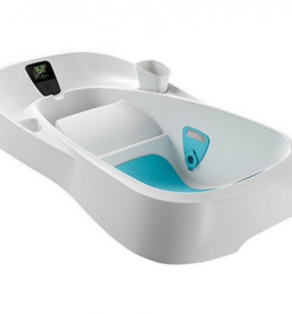 4moms Infant Tub review Side View