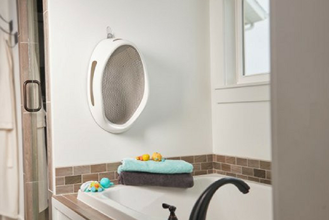 Angelcare Bath Support review easy storage