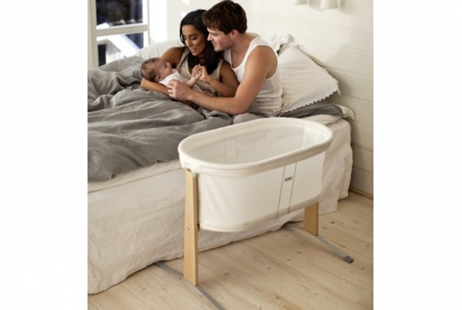 BabyBjorn Cradle is a great bassinet