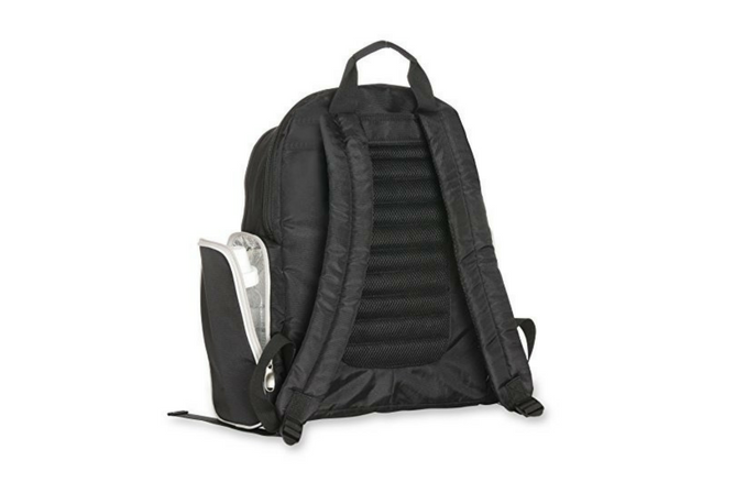 Graco Gotham Diaper Backpack review Back