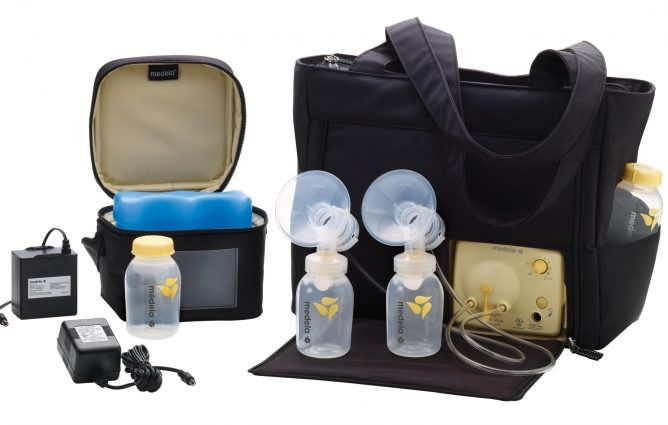 Medela Pump In Style Advanced Review On the Go Tote
