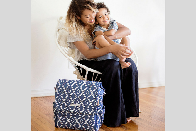 Petunia Pickle Bottom Boxy backpack review Mom and Baby