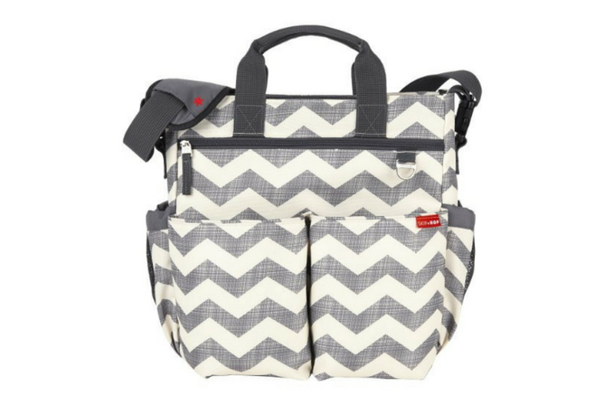 Skip Hop Duo Diaper Bag review Front View