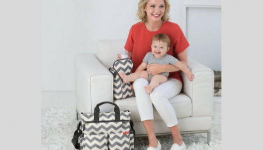 Skip Hop Duo Diaper Bag Review