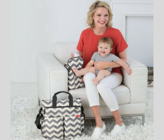 Skip Hop Duo Diaper Bag review Stylish