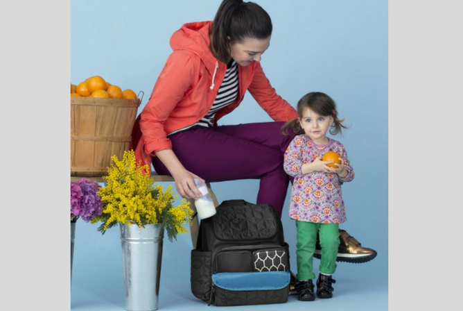 Skip Hop Forma review Mom and Child