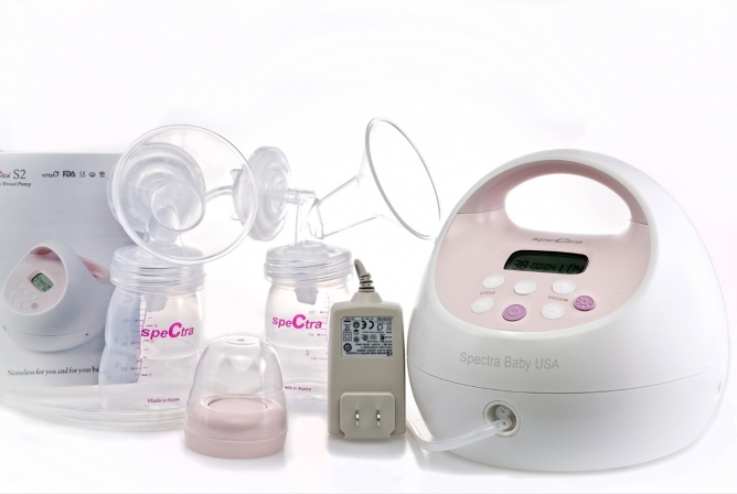 Spectra S2 Breast Pump Review Accessories