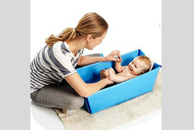 Stokke Flexi Bath review Mom & Baby