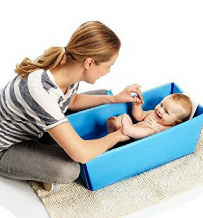 Stokke Flexi Bath review Mom & Baby