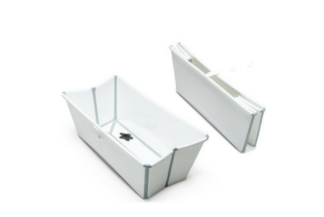 Stokke Flexi Bath review Showing Both