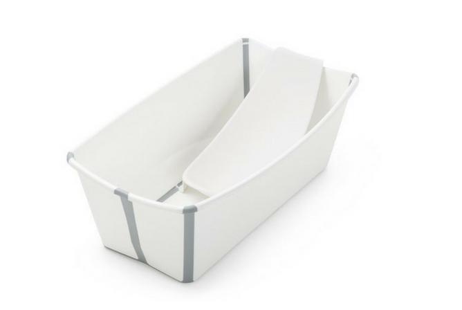 Stokke Flexi Bath review with Support