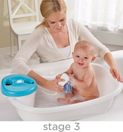 Summer Infant Bath Tub review Stage 3