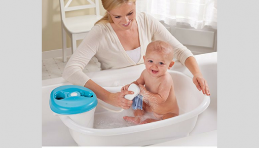 Summer Infant Bath Tub Review